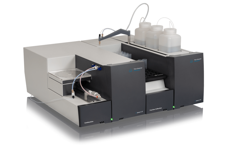 XPREP C-IC, Combustion Ion Chromatography